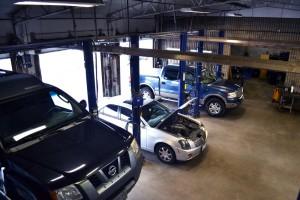 J-Tec garage image